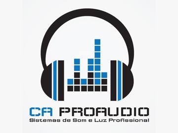 CA ProAudio Logo Brand