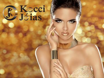 Branding Kocci Jóias