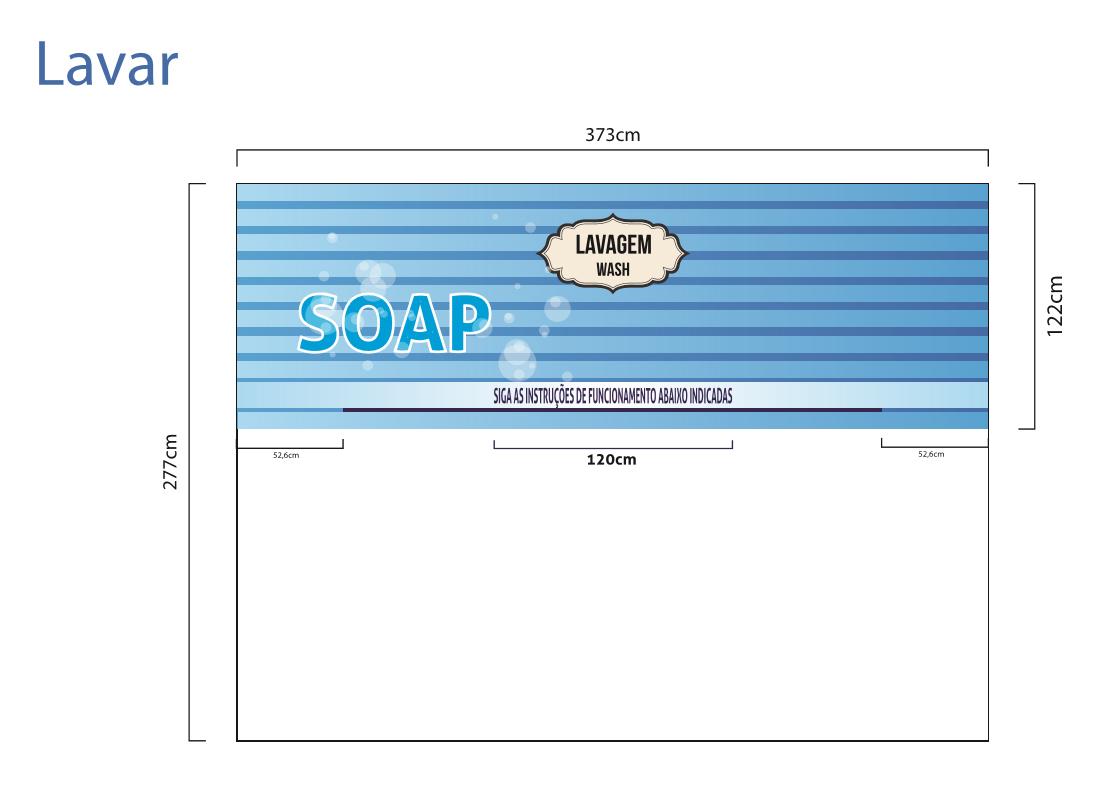 interior loja projecto Soap & Dry