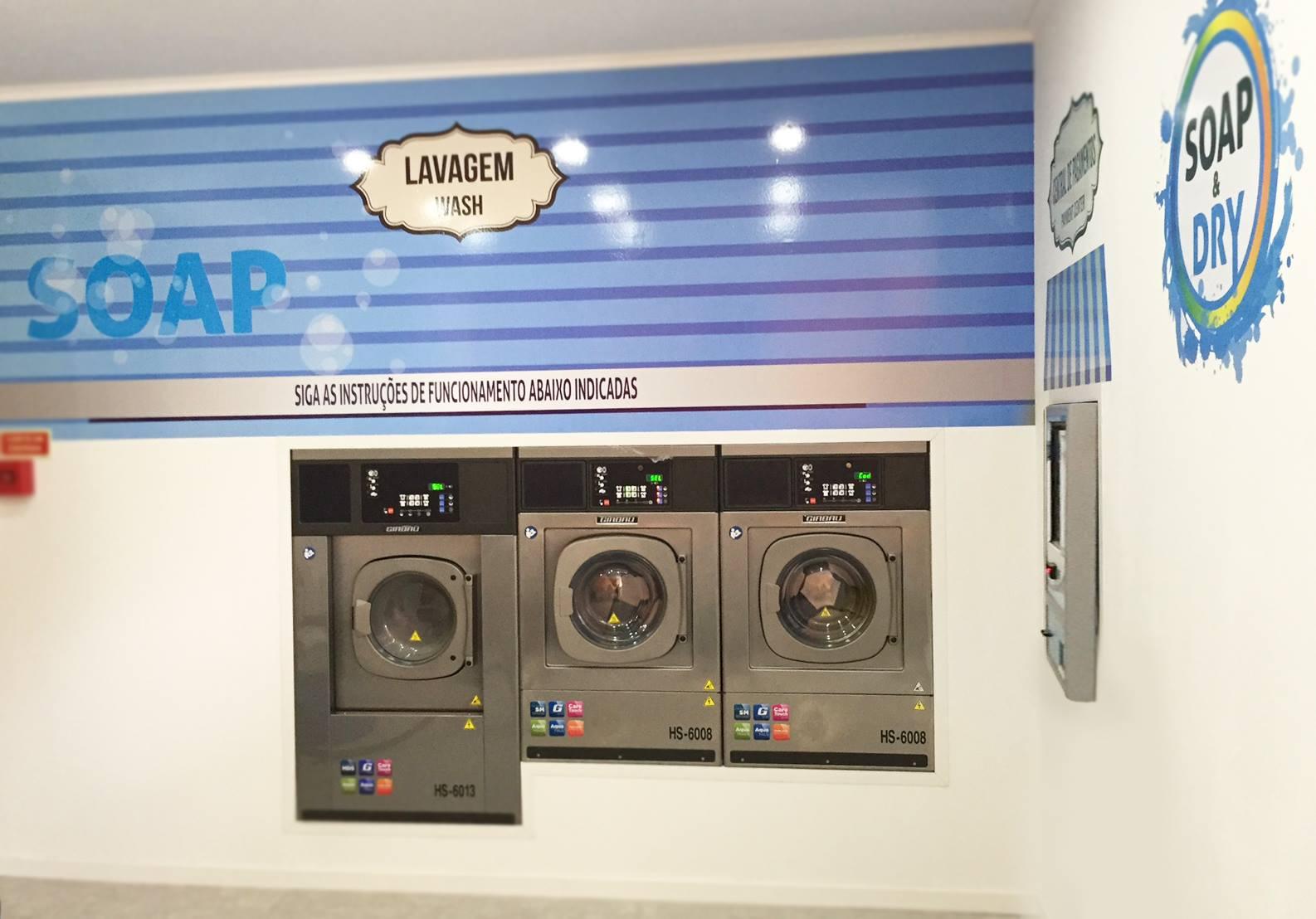 Soap & Dry Lavagem em Algés