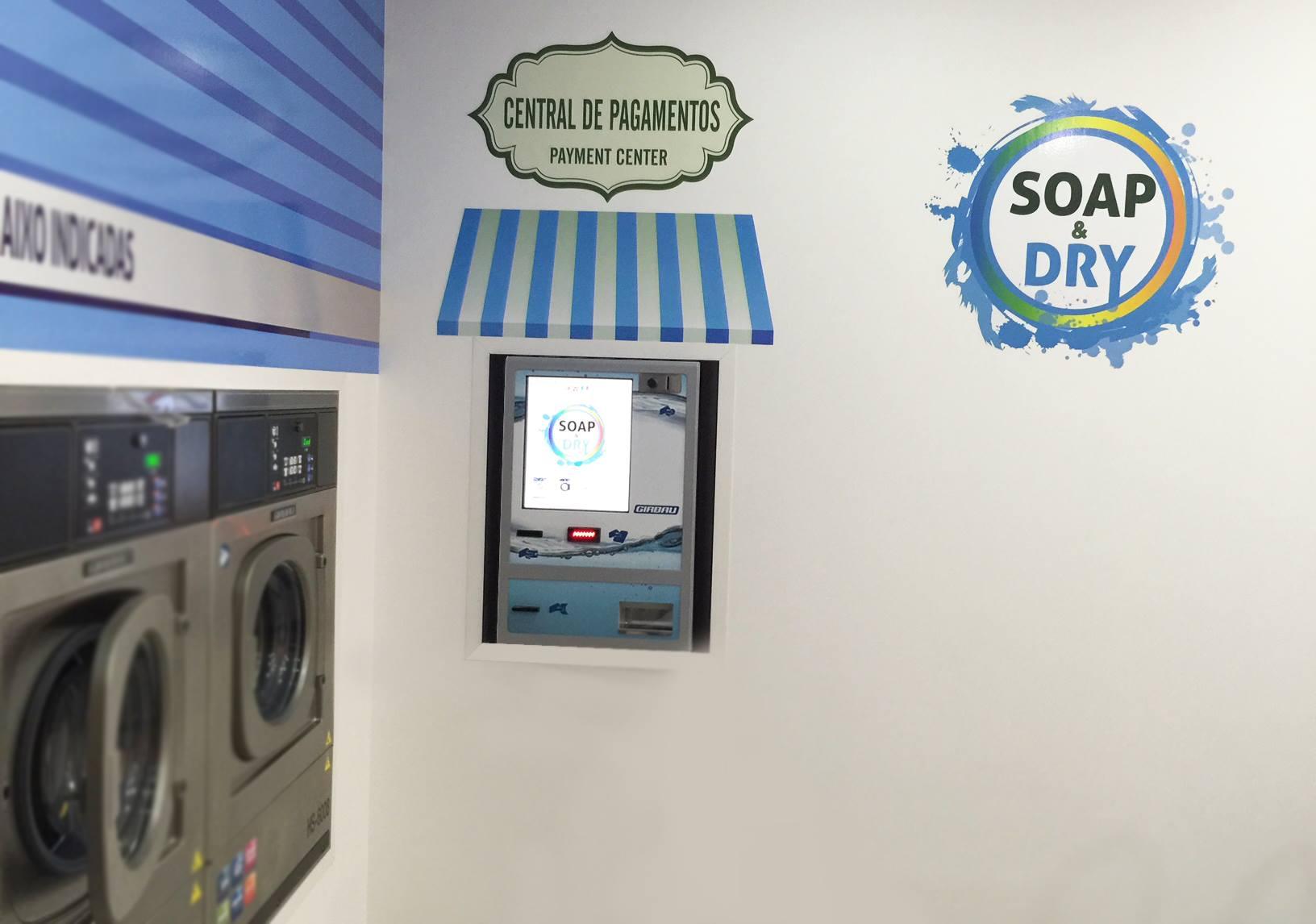 Soap & Dry Central de Pagamentos